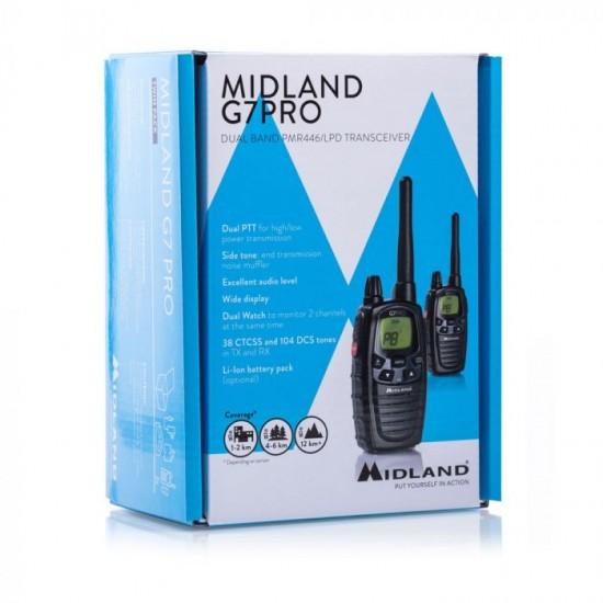 Radio MIDLAND G7 PRO