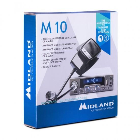 Радиостанция Midland М-10