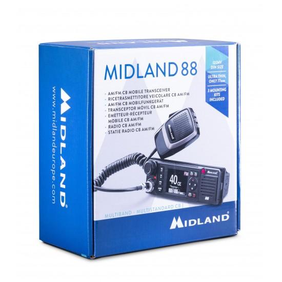 CB radio Midland 88