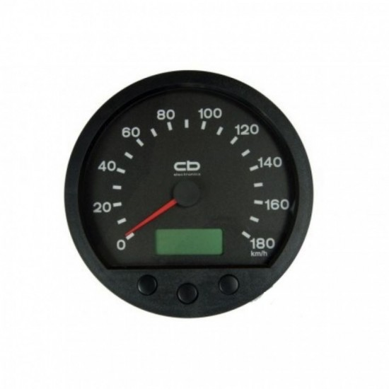 CAN speedometer 140 km