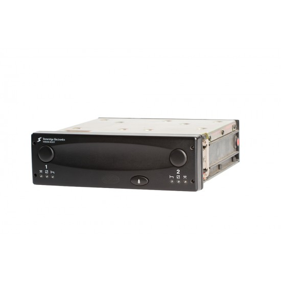 Аналоговий тахограф VR2400, 24В, 125км/год, два водії, без дисплею, реставрований
