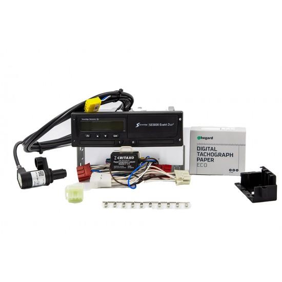Комплект для Volkswagen LT цифровый тахограф SЕ5000 EXAKT DUO