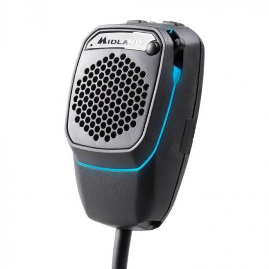 Мікрофон MIDLAND DUAL MIKE 6 pin