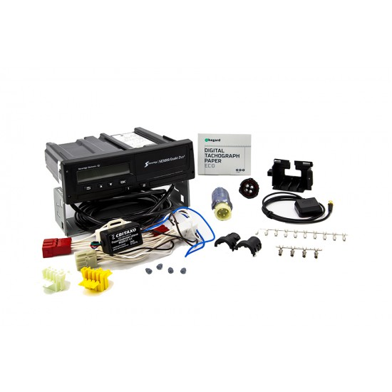 Kit for Renault MASTER, digital tachograph SE5000 EXAKT DUO