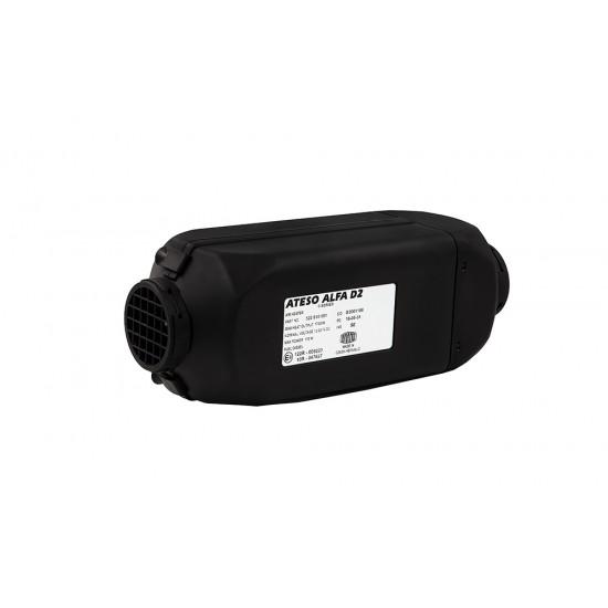 Heater ATESO ALFA D2 (full kit)