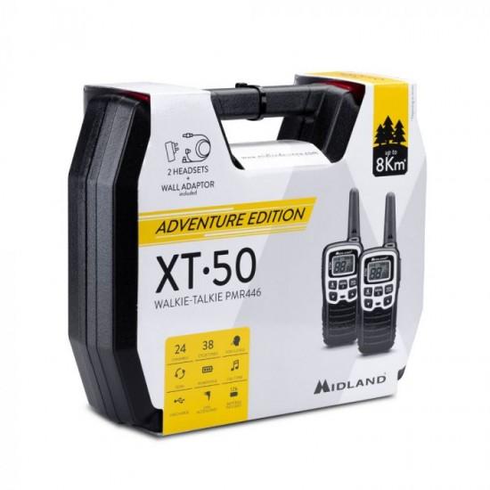 Радиостанция XT50 ADVENTURE EDITION