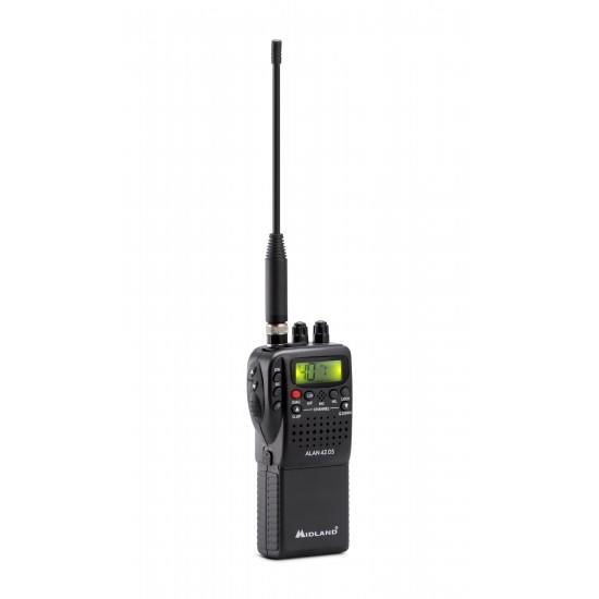 Радіостанція ALAN 42 DS