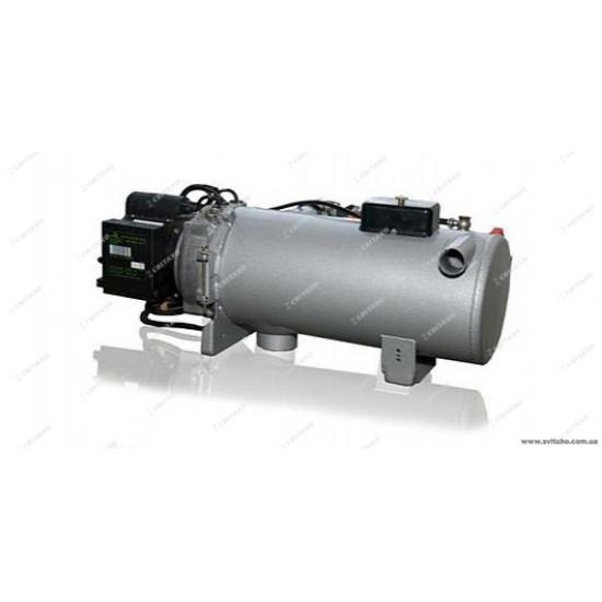 Liquid DBW 230 heater for buses