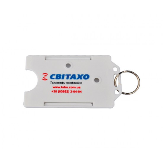 Case for smart cards