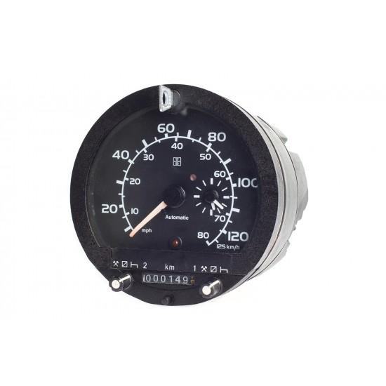 Tachograph VR8400, 12V, 125km/h, 2 drivers, old unit