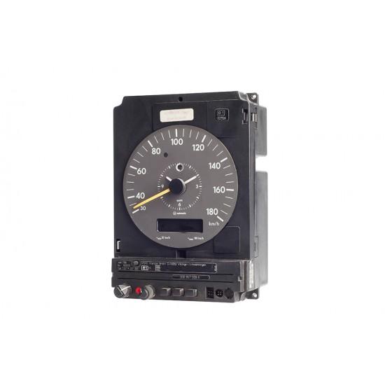Tachograph KIENZLE 1319, 24V, 100km/h, old unit
