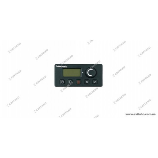 Digital timer with controller, 24V. Air Top