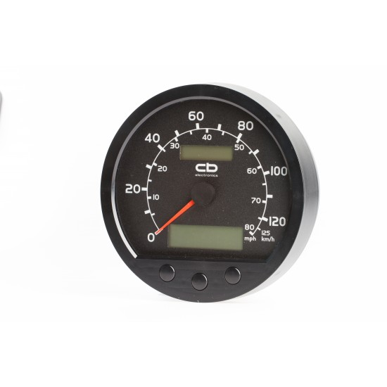 CAN speedometer 125 km