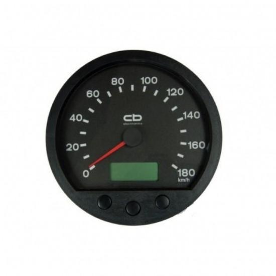 CAN speedometer 180 km