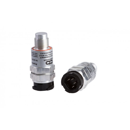 Датчик скорости СВ, 19,8 мм, плоские контакты