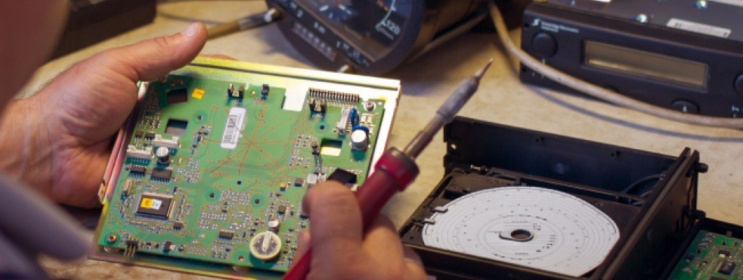 Tachographs repair